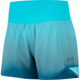 GORE WEAR R5 Light Shorts Women scuba blue/sphere blue
